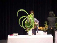 Iemoto Akane Teshigahara. Sydney May 2010. Arrangement #5 - https://www.youtube.com/watch?v=XVgUmXytb5c