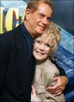 Sandra Dee / 1942-2005 / age 62 / kidney disease / & Troy Donahue / 1936-2001 / age 65 / heart attack