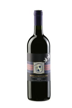 ROSSO DI MONTALCINO DOC  Donatella Cinelli Colombini has dedicated the label of Rosso di Montalcino to her family,  the three doves represent Donatella, her daughter Violante and her husband Carlo who shares with his wife a great passion for red wines. This Rosso di Montalcino, Casato Primer Donne,  is refined for at least one year in oak barrels which enhance its powerful structure