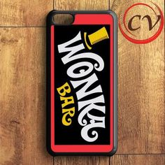 Chocolate Wonka Bar iPhone 5C Case