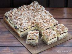 Ciasto szampańśkie Krispie Treats, Rice Krispies, Homemade Cakes, Baking, Sweet, Food, Gastronomia, Kuchen, Essen
