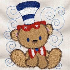 04 July Blocks - Free Instant Machine Embroidery Designs