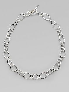 IPPOLITA Sterling Silver Glamazon Chain Necklace