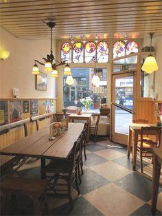 Zuivere Koffie (Amsterdam)   Viajar en familia