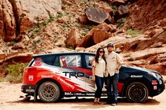 Rally Rav anyone?  Toyota is ready.  I am ready.  Are you ready? Let's Go Places!