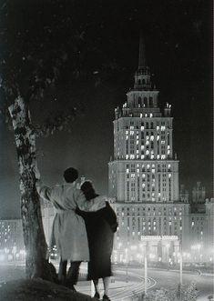 USSR. Life. | E. Kassin, 1950