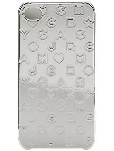Marc by Marc Jacobs Stardust Metallic iPhone | Piperlime