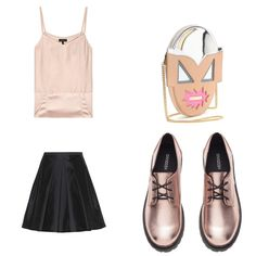 #outfit #pinkgold @vanerahe