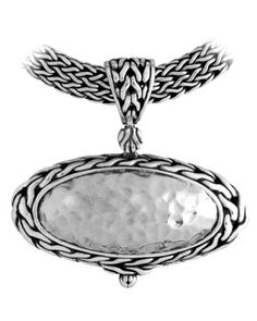 Love this long pendant from john hardy jewels id love to own love this long pendant from john hardy jewels id love to own pinterest pendants oval pendant and sterling silver aloadofball Image collections