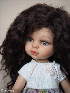 Как рождается вдохновение! ООАК Паолы Рейна (Paola Reina) / ООАК Paola Reina, Antonio Juan, Carmen Gonzalez / Бэйбики. Куклы фото. Одежда для кукол