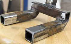 DIY Pallet breaker  Little metal work and welding will give you an awesome tool to pull boards off pallets to make your projects.