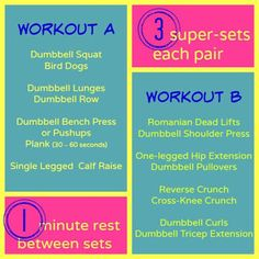 Image result for total body superset workout