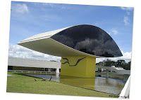 Museu Oscar Niemeyer - MON - Curitiba
