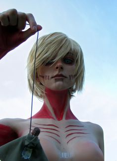 The best Attack on Titan cosplay you´ve ever seen. - Imgur