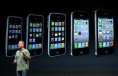 Las mejores imágenes del nuevo iPhone 5, más fino y con la pantalla más grande - RTVE.es