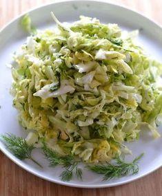 Täydellinen Varhaiskaalisalaatti   Maku Raw Food Recipes, Wine Recipes, Salad Recipes, Vegetarian Recipes, Cooking Recipes, Healthy Recipes, I Love Food, Good Food, Yummy Food