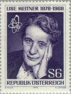 Lise Meitner (1878-1968) atomic physicist
