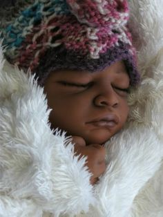 Beautiful Realistic Reborn AA Baby Girl/Doll from 'Linzi's Beautiful Babies' | eBay