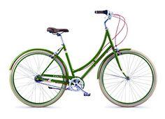 PUBLIC Bikes C7i Dutch-Style PUBLIC Bike C7i Commuter Bike, Avocado, 16 inch / Small $699 + proshop assembly (+-$75) ADVANCED DESIGN for easy riding, internal gearbox for easy shifting... http://www.amazon.com/dp/B014ESQ944/ref=cm_sw_r_pi_dp_rD9exb151T3Q1