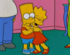 thebigcrunchone9 said: I love both Bart and Lisa. And I think they're more similar then they know. Answer: I love them too, they have a really amazing relationship cuz of how real they are, and when...