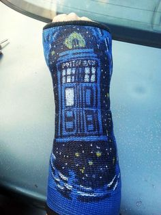 11 Awesomely Decorated Casts Worth a Broken Bone | Mental Floss