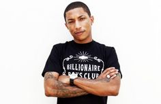 Afternoon eye candy: Pharrell Williams (31 photos)