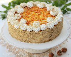 Tort Egiptean Krispie Treats, Rice Krispies, Dessert Recipes, Desserts, Vanilla Cake, Caramel, Sweets, Candy, Unt