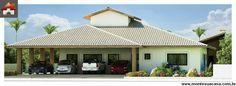 Casa - 4 Quartos - 170.28m² - Monte Sua Casa