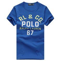 Ralph Lauren Mens Tee Polo RL01385