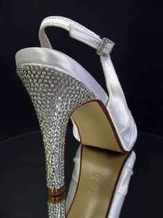 Crystal Decadence Shoes from Kristie Ann Couture