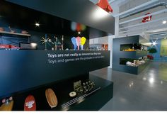 "I love this quote: ""Toys are not really as innocent as they look. Toys and games are the preludes to serious ideas."""