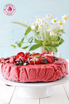 truskawkowy tort mrożony 4