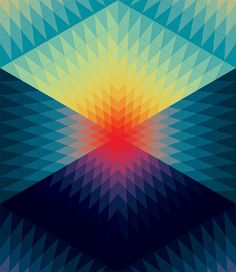 Geometric Patterns / Andy Gilmore Geometric Design — Designspiration