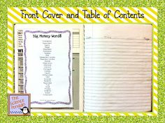 Starting with Interactive Science Notebooks