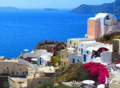 I'm making plans to travel to Greece next year... this is part of my scrapbook of places to view.