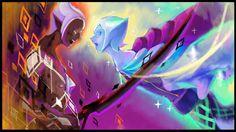 The Legend of Zelda: Skyward Sword - Fi and Ghirahim