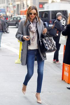 Miranda Kerr - Miranda Kerr Out in NYC