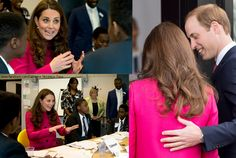 Kate Middleton, The Duchess of Cambridge - Stephen Lawrence Charitable Trust & XLP (27 March 2015).