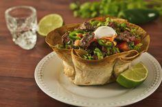 Tequila Steak Tostada Bowl Recipe | Tastemade