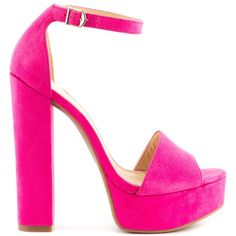 Avenue - Shock Pink Micro Chinese Laundry $69.99 #hothighheelsoffices