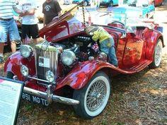 31st Annual British Car Show Winter Park, Florida  #Kids #Events