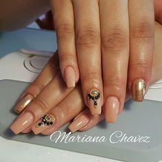 #nailsfactory #culiacan #gelish #marianachavezuñas