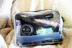Amande Beauty: Ma trousse make-up spécial sac à main!