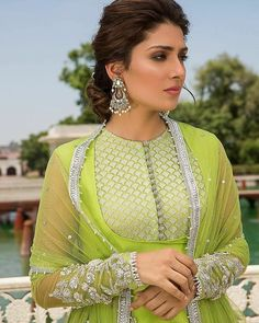 """Indian Elegance on Instagram: """"Features parrot green fully embroidered anarkali set available for only ₹ 1650/- 👉 💯Assured Quality! ✔ 👉 🌍Worldwide Shipping available ✔ 👉…"""""""