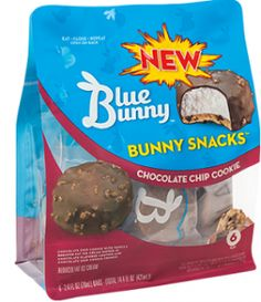 $1.00 off package Blue Bunny Bunny Snacks Coupon on http://hunt4freebies.com/coupons