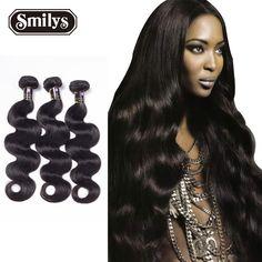 hair products brazilian body wave 3 bundles, 6A brazilian virgin hair body wave tangle free human hair weave bundles