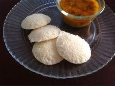 fresh n healthy eats: No Grind Idlis