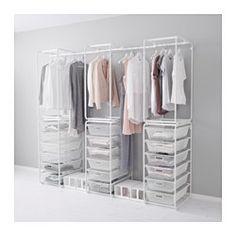 ALGOT Frame/mesh baskets/rod - IKEA