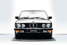 BMW 528i, 1981