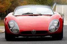 1968 Alfa Romeo Tipo 33...